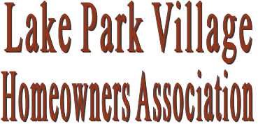 Lake Park Village Homeowners Association